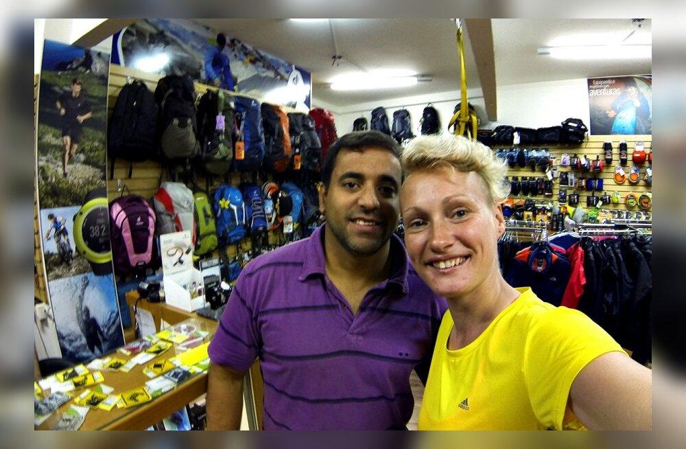 Kuidas ma rahata reisile läksin, 9. osa: jalatsikauplemine Rios