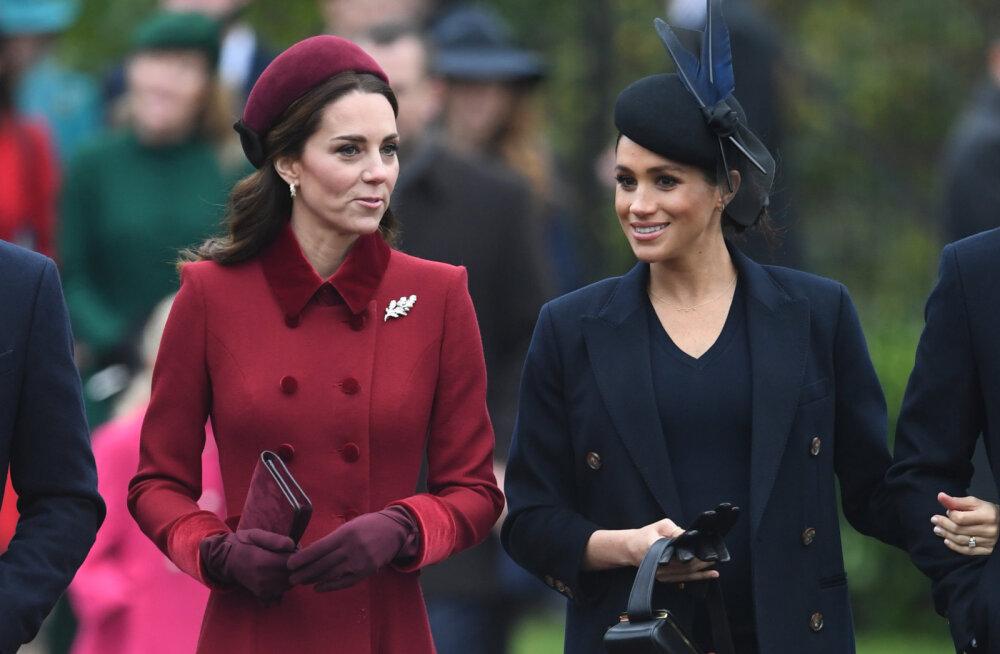 Printsess Diana endine ülemteener süüdistab kuninglikku perekonda Meghani kiusamises