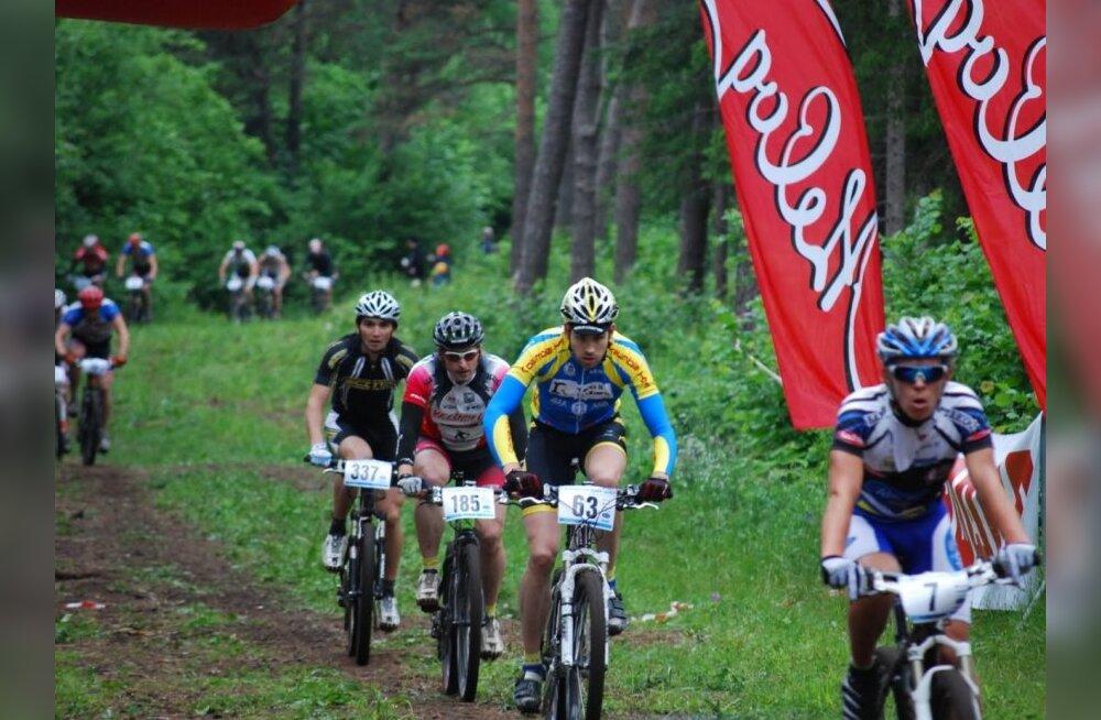 Marimetsa Kapp 2011, Pikajala rattakross, jalgratas