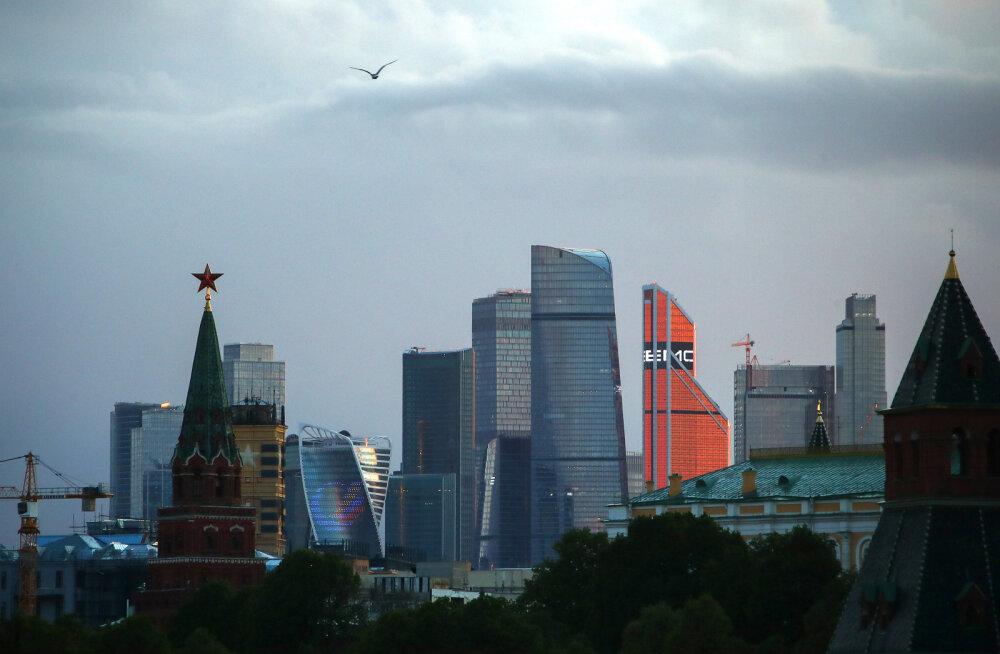 Kohustuslik koroonaäpp teeb Moskva elanikele alusetult trahve