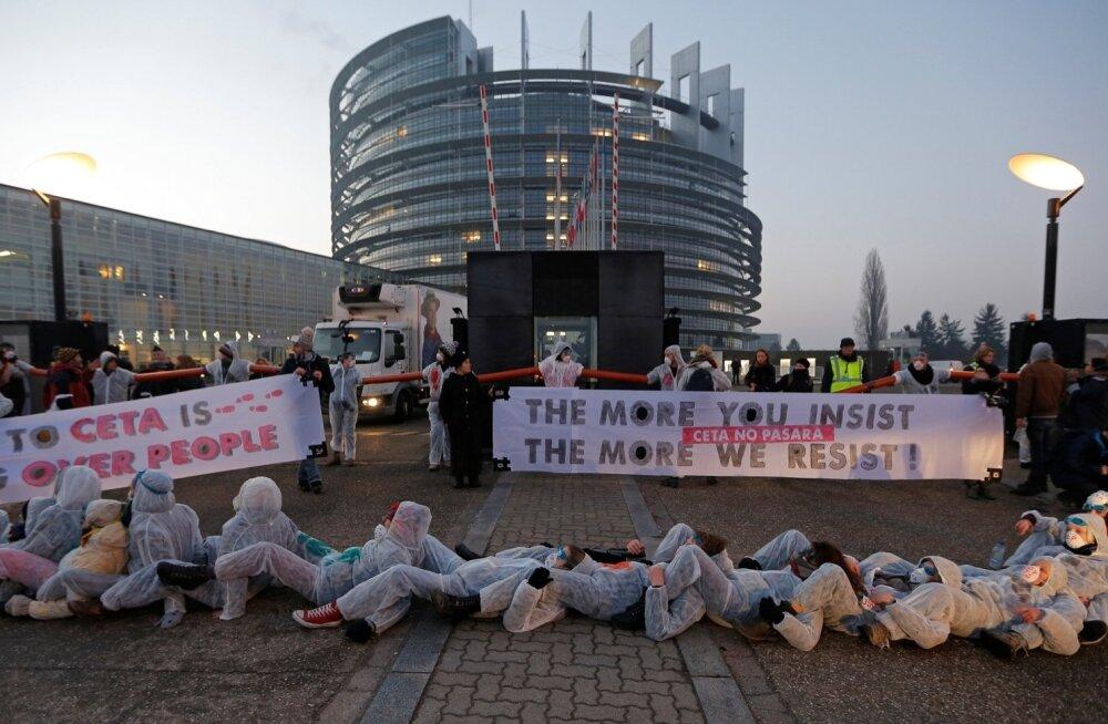 Euroopa Parlament kiitis heaks Euroopa Liidu-Kanada vabakaubandusleppe