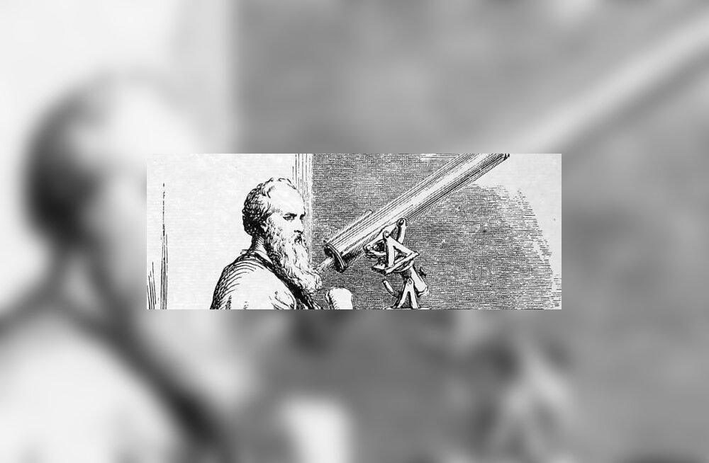 Galileo Galilei avastas Neptuuni esimesena