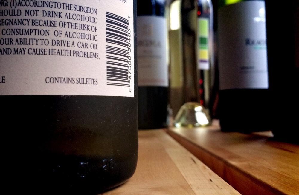 Sulfitid veinis: Kui sa neid pelgad, siis on lihtne neid eemaldada