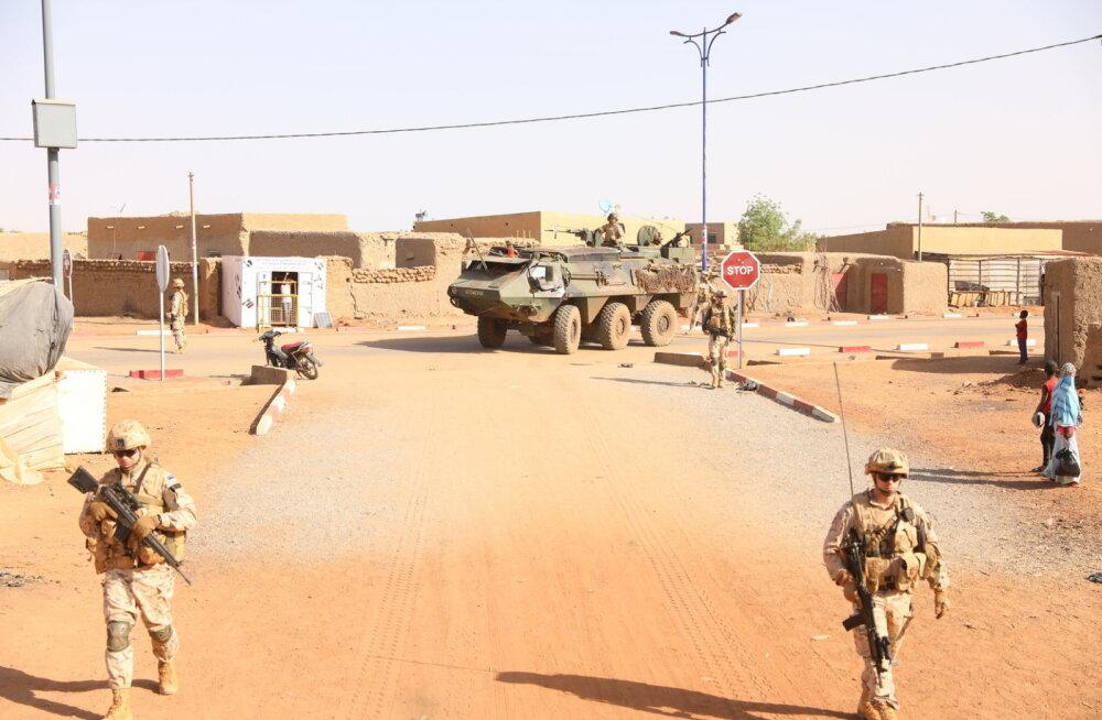 Jüri Luik: Malis on vaja kiiresti taastada tsiviilvalitsus