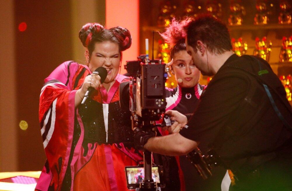 Eurovision 2018 zürii läbimäng