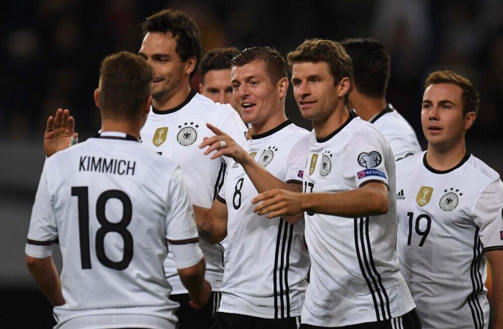 10 MÄNGUFAKTI | Saksamaa ja Rootsi