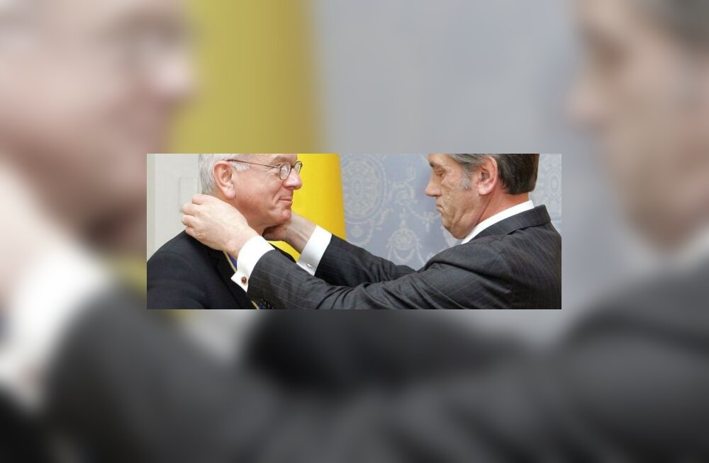 Europarlamendi juht sai <em>holodomor</em>i<strong> </strong>eest ordeni