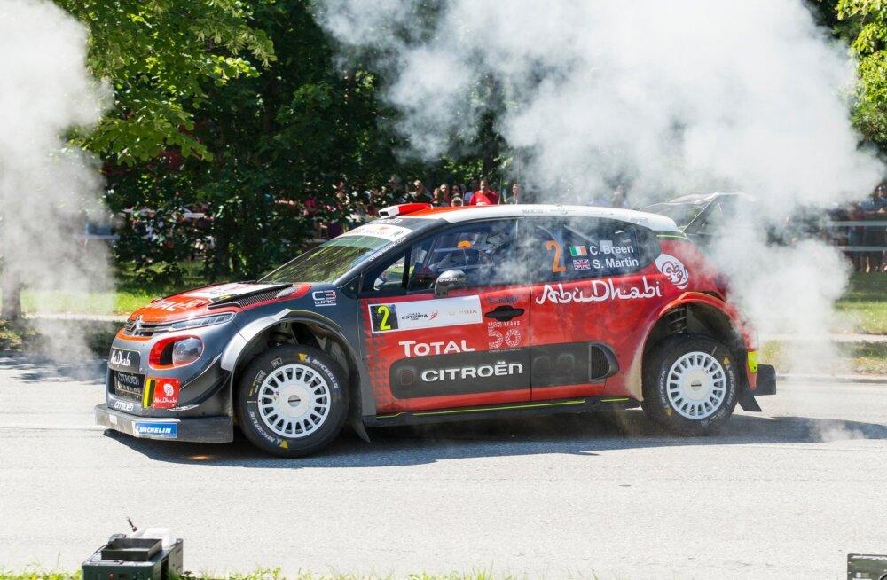 Rally Estonia 2018 II päev
