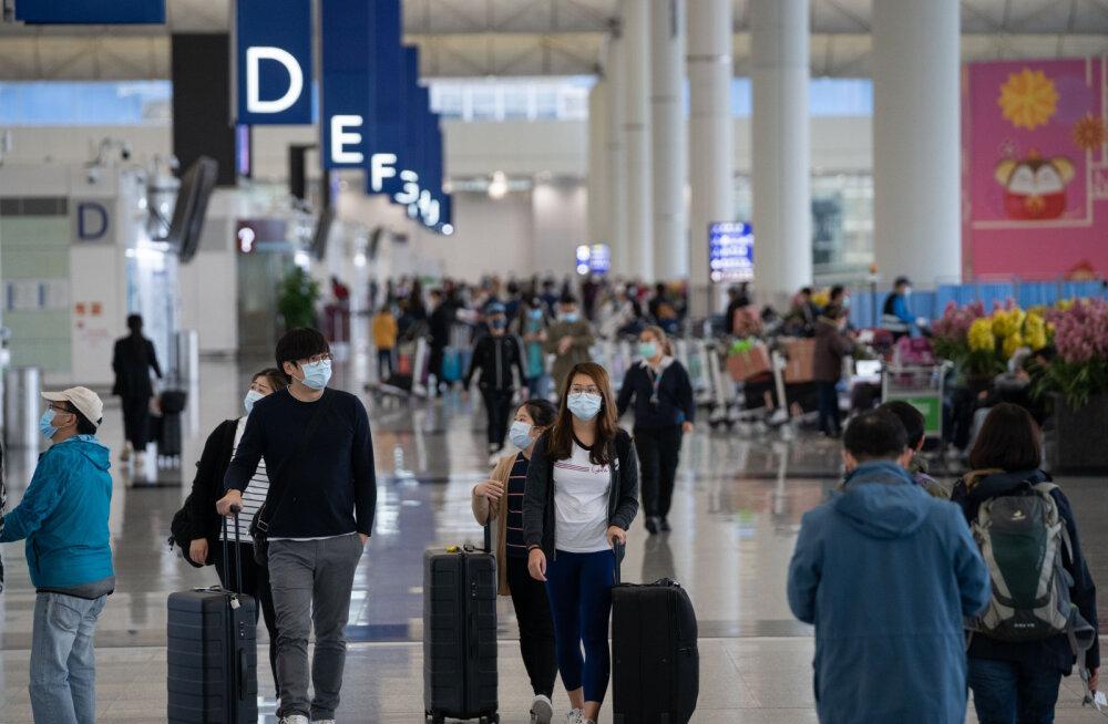 Koroonaviiruse tõttu on vaid üksikud eestlased Hiina reisimise plaanidest loobunud
