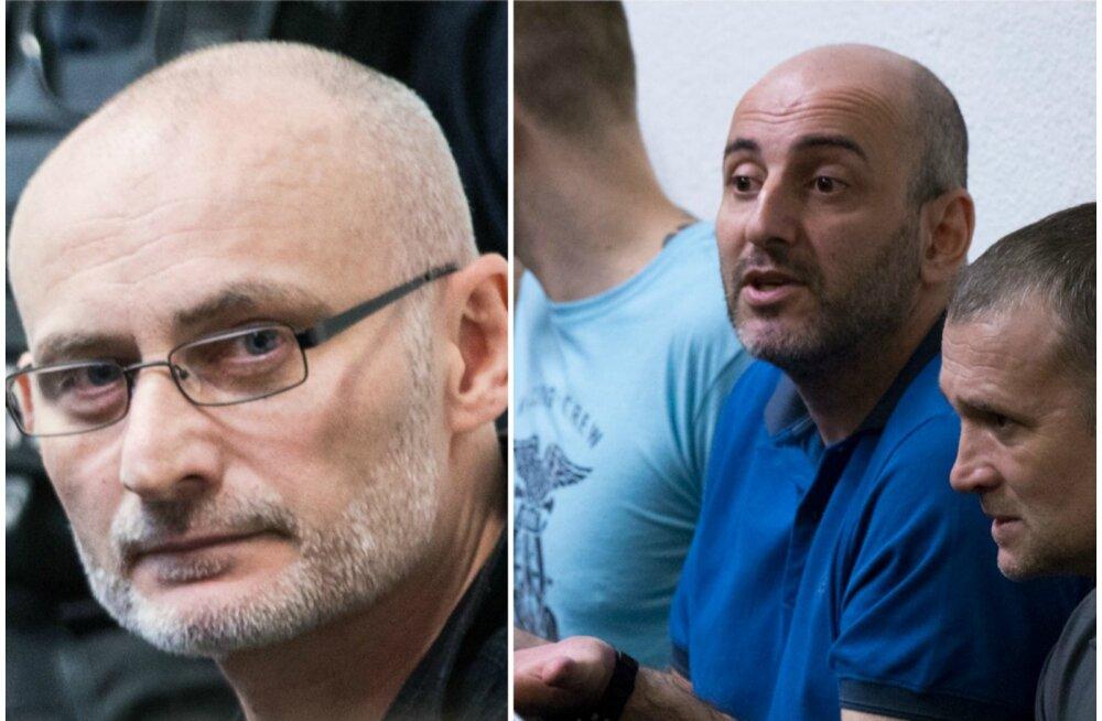 """""""Batja"""" Dikajev võttis muidu teistele käske jaganud brigadiri ette nagu poisikese: """"Ja sina ka, t**a, ära lobise paremale ja vasakule, ra**k!"""""""