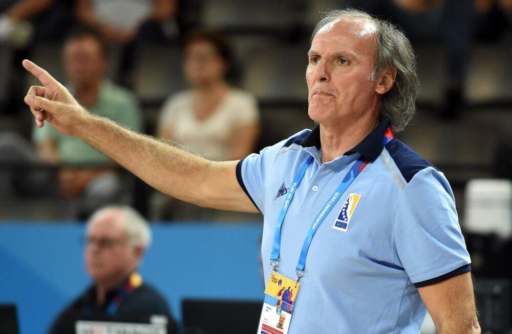 VIDEO: Himkis peatreeneri vahetus! Kurtinaitis lahkus, endine Barcelona loots asemele