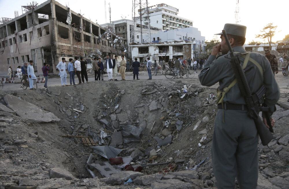 Взрыв в Кабуле признан самым смертоносным с 2001 года: погибли более 150 человек