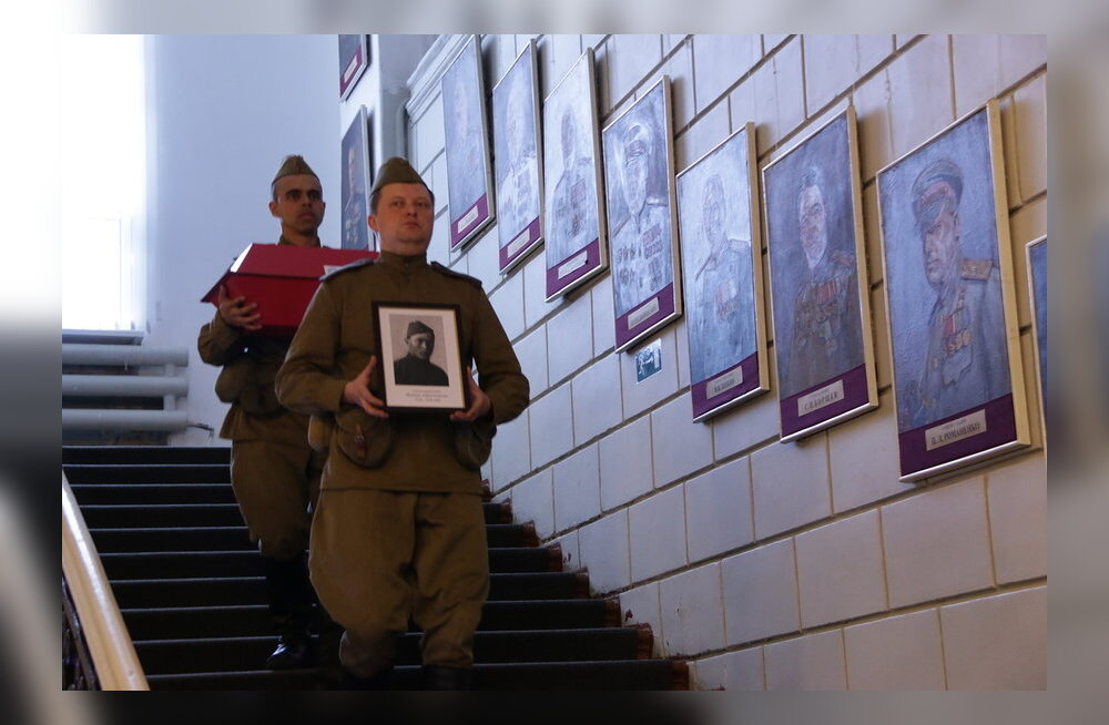 Рассказ о том, как найденные под Нарвой останки старшего сержанта вернулись на родину, в Казахстан