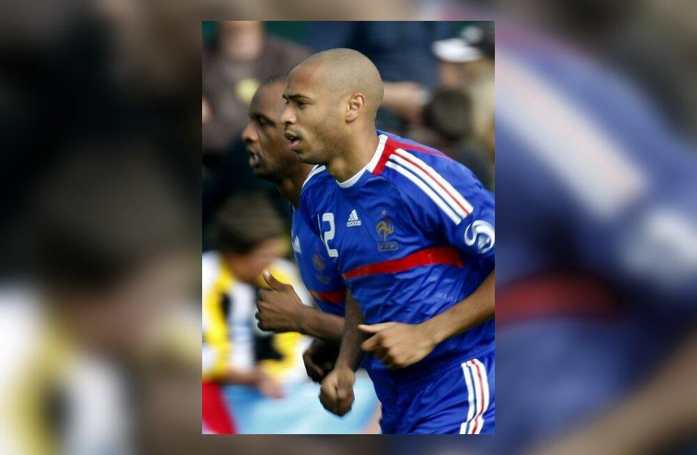 Thierry Henry (Prantsusmaa)