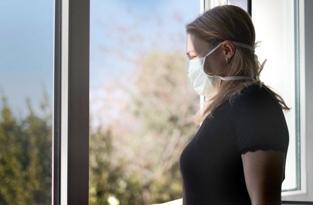 Koroonaviirusese haigestunud elukaaslast hooldanud naine soovitab: pange paika kindel rutiin, vaadake üle oma ravimivarud...