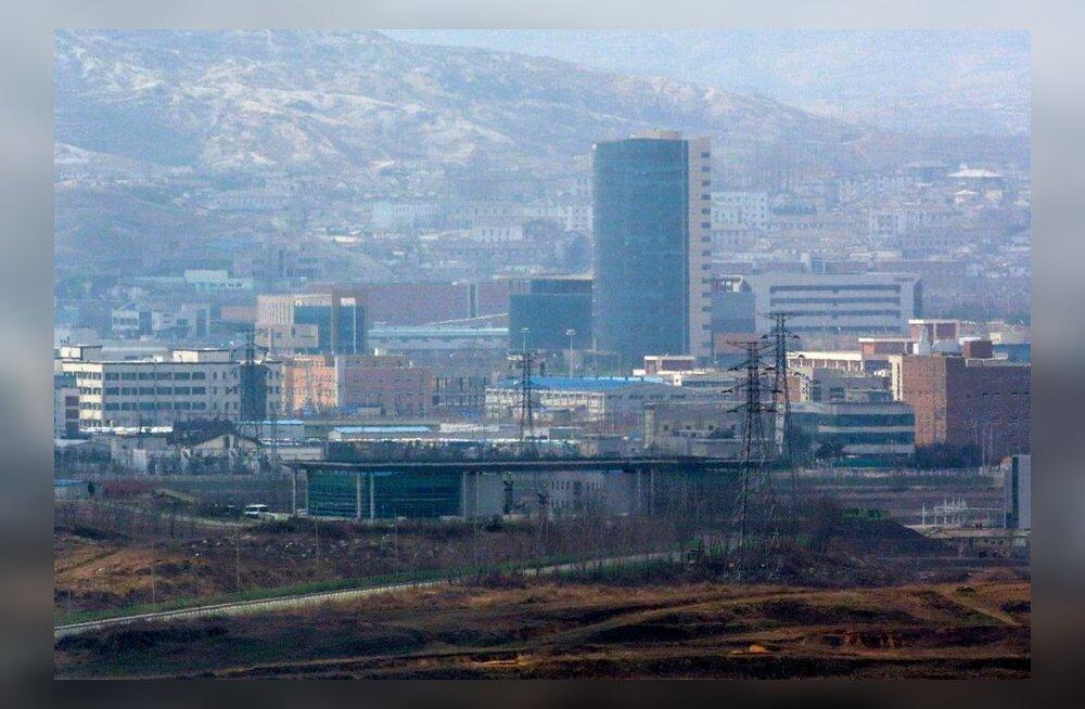 Soul kutsus Pyongyangi tööstuspargi üle läbi rääkima