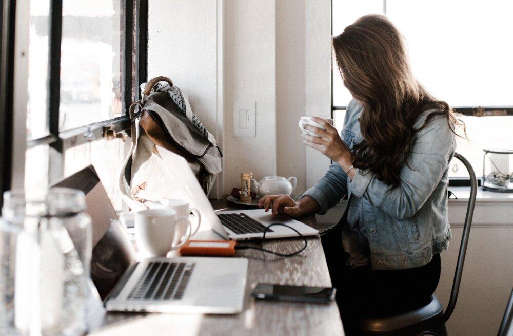 5 peamist põhjust, miks sa tööl käies märkamatult kaalus juurde võtad