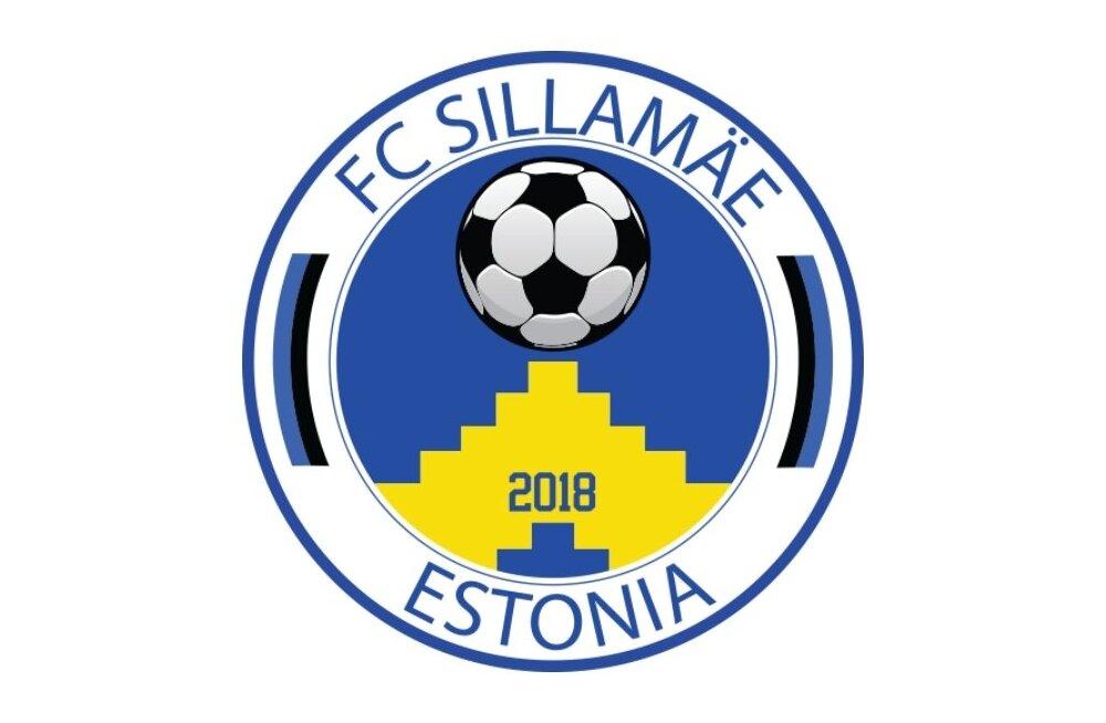 FC Sillamäe logo