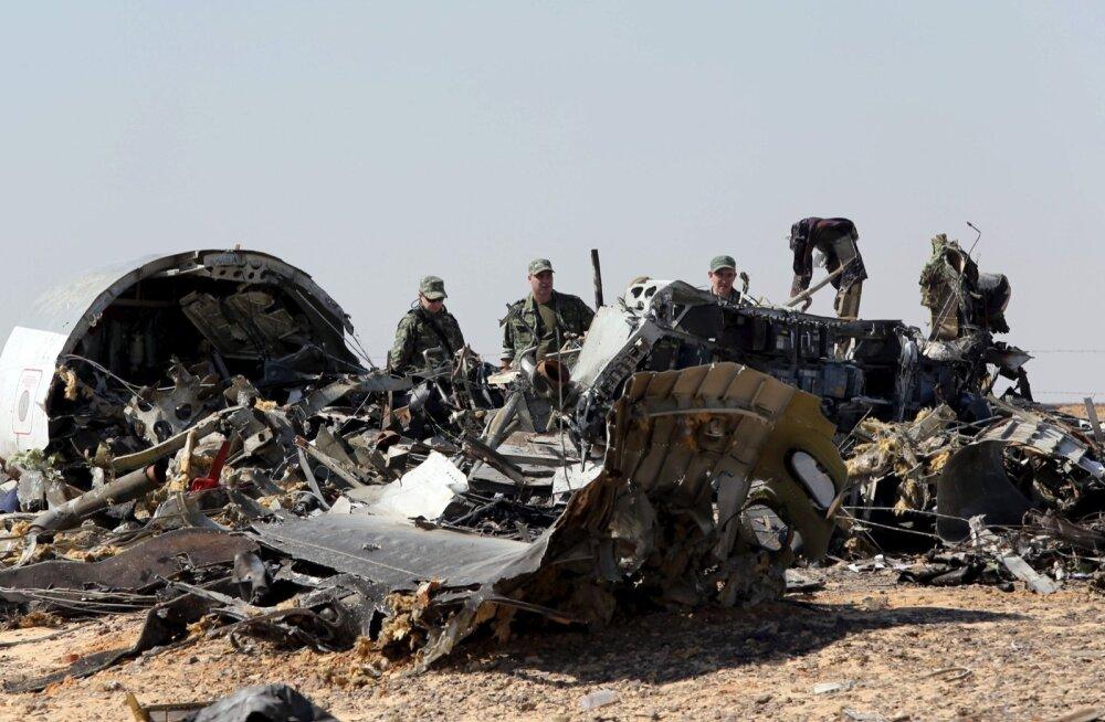 Siinai-Venemaa lennukatastroof