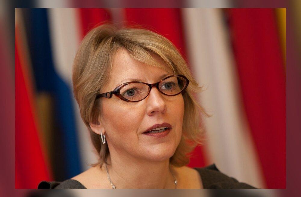 Читайте, что Вилья Сависаар-Тоомаст раньше говорила об Ансипе и политике Партии реформ