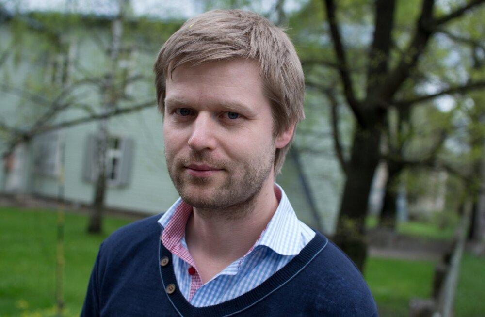 Daniel Vaarik