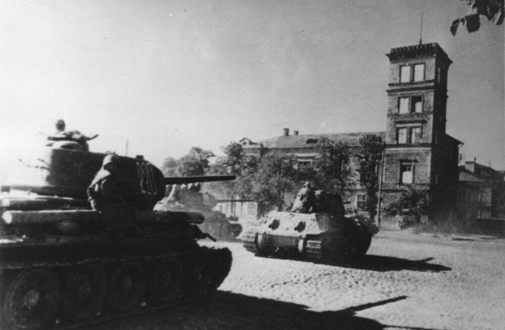 KATKEND RAAMATUST | Tallinn Teises maailmasõjas. Linna langemine punaväe kätte septembris 1944, 4. osa