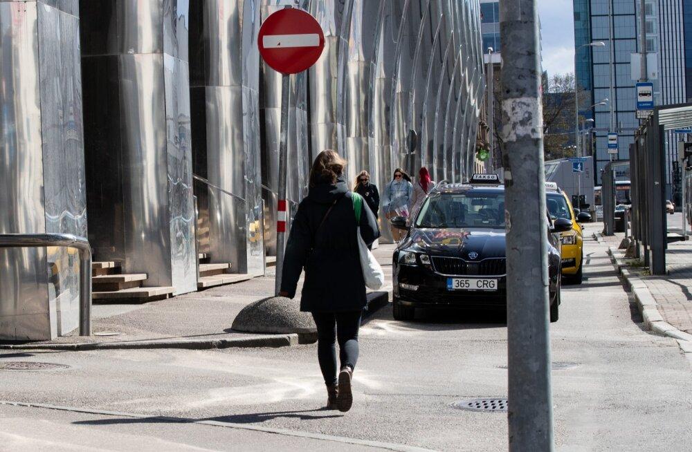 Inimesed vabas õhus - Kesklinn ja Lasnamägi