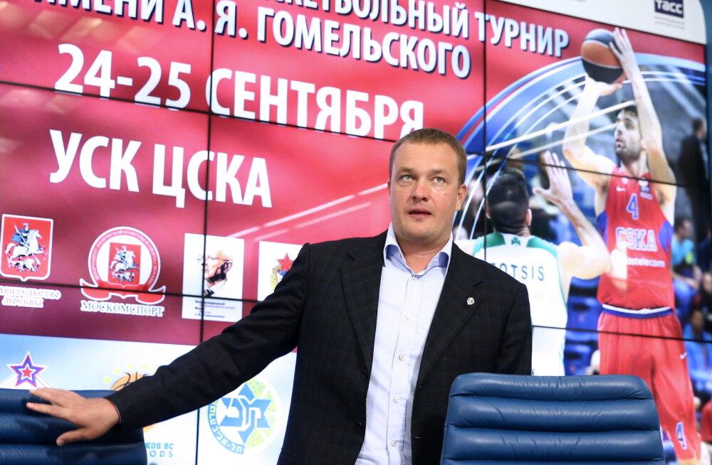 CSKA president lükkas kuulujutud Serbia tähega sõlmitud miljoneid väärt lepingust ümber: tundub, nagu me oleks justkui teiselt planeedilt