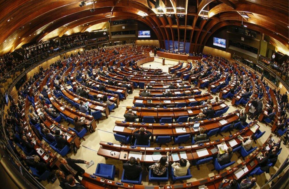 Украина решила бойкотировать осеннюю сессию ПАСЕ из-за России