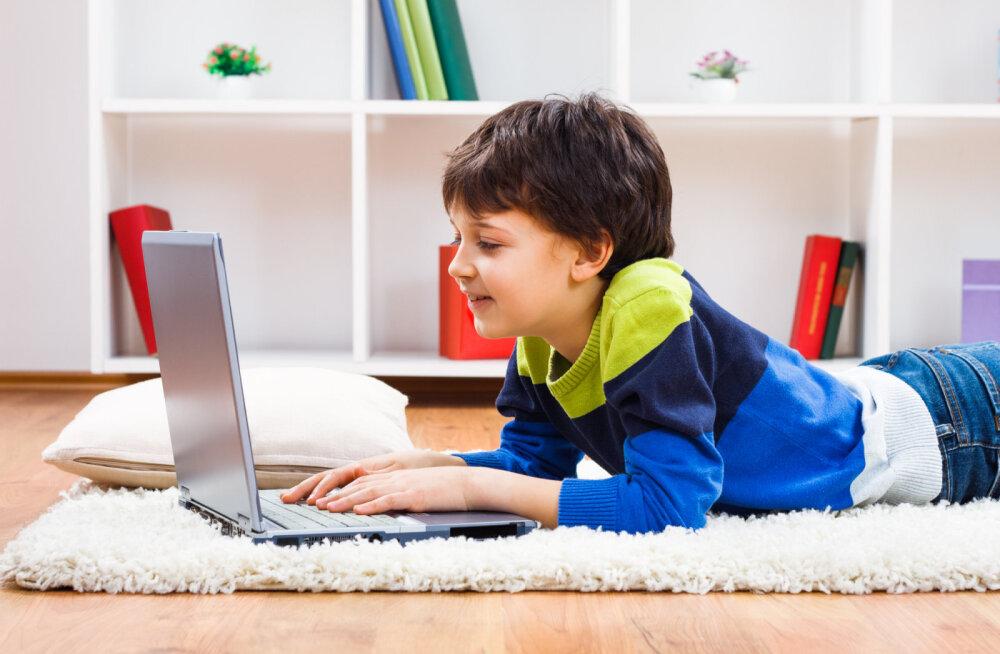 5 lihtsat soovitust lapsevanemale turvalise interneti päeva puhul