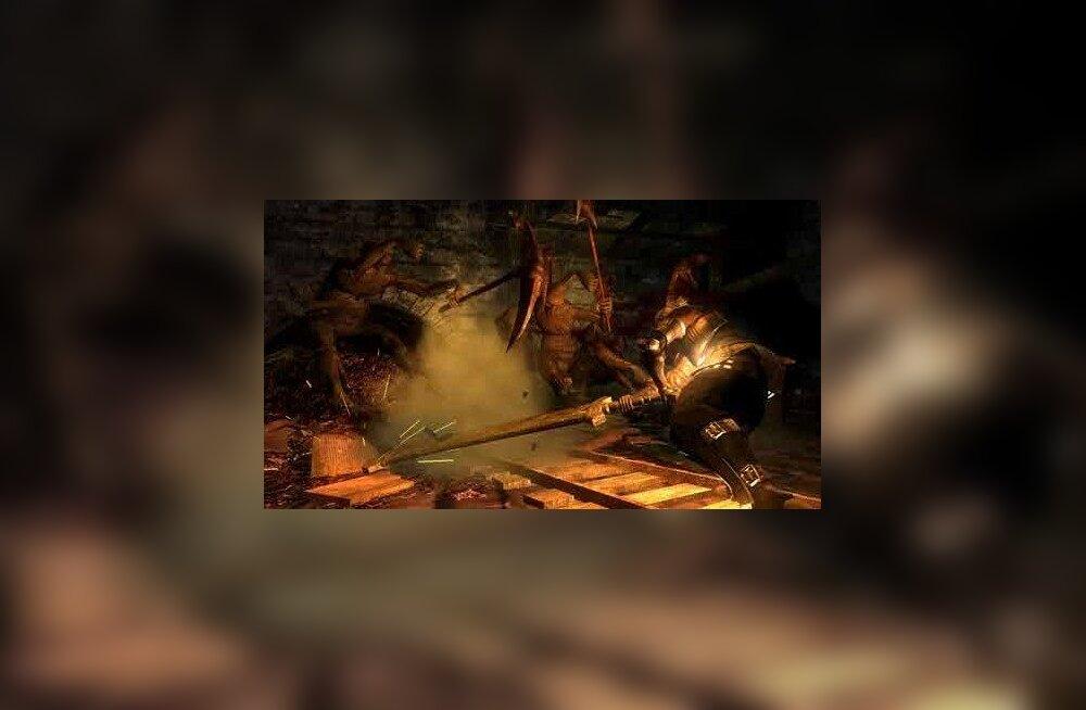 "MÄNGUARVUSTUS: ""Demon's Souls"" (PS3)"