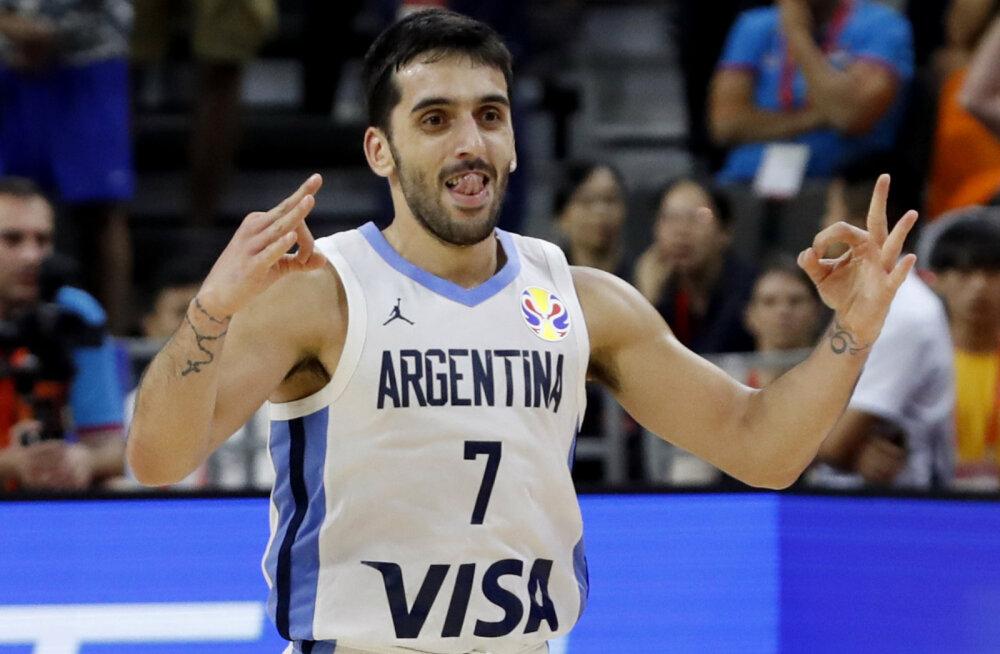 BLOGI | Võimsalt mänginud Argentina lülitas suurfavoriidi Serbia konkurentsist ja sammus MM-i poolfinaali
