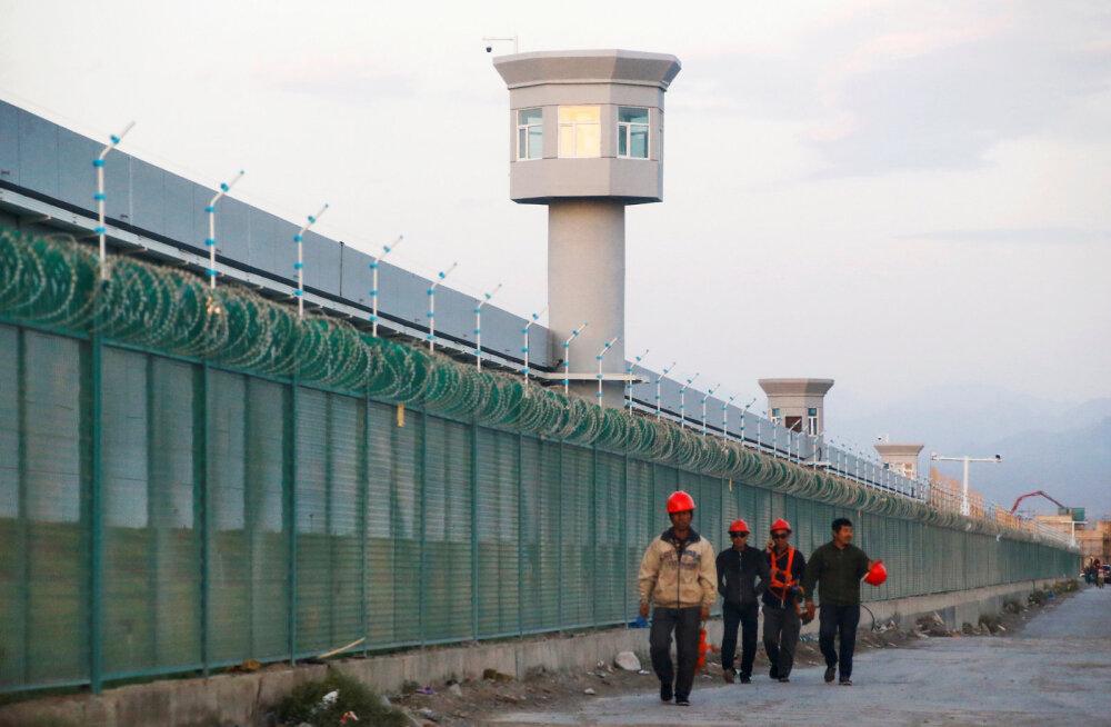 USA kandis Hiina organisatsioone uiguuride represseerimise eest musta nimekirja