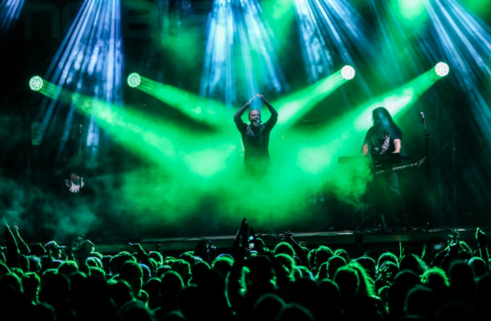 Rokkarid, tähelepanu! Hard Rock Laager avalikustas järgmise aasta festivali toimumiskuupäevad
