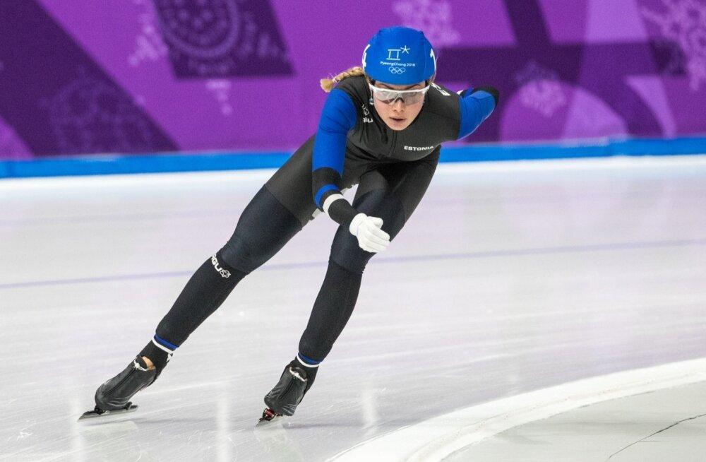 Olümpial säranud Saskia Alusalu lõpetab hooaja MK-finaalis.