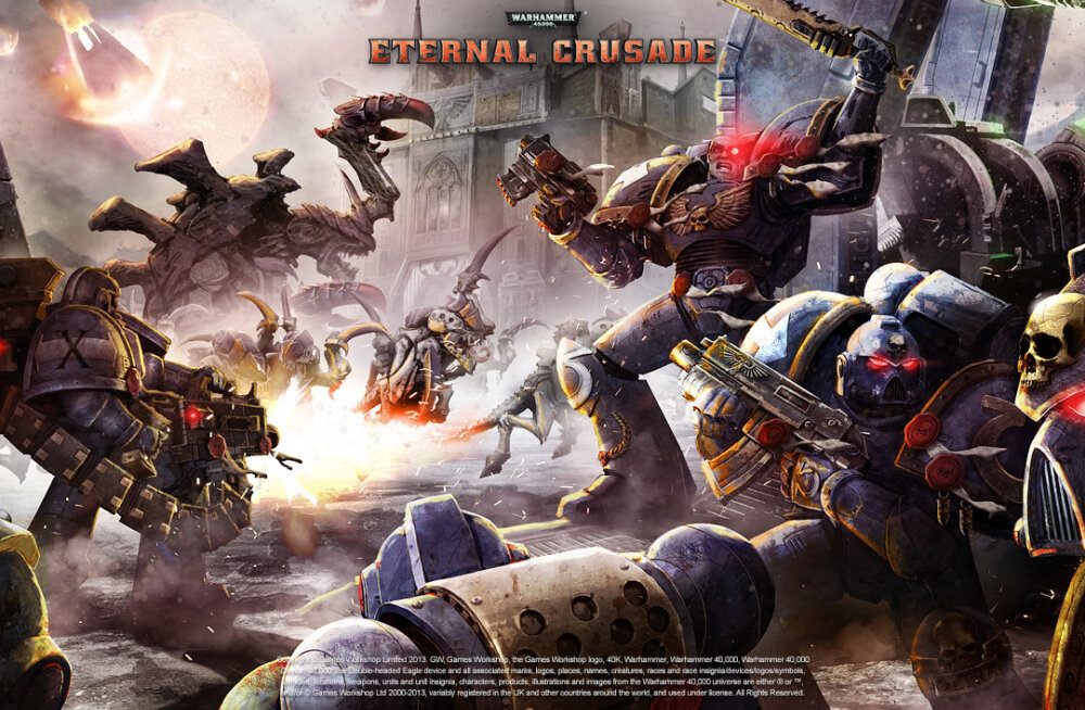 19–25. september: uusi videomänge – Cossacks 3, Destiny: Rise of Iron, Warhammer: Eternal Crusade