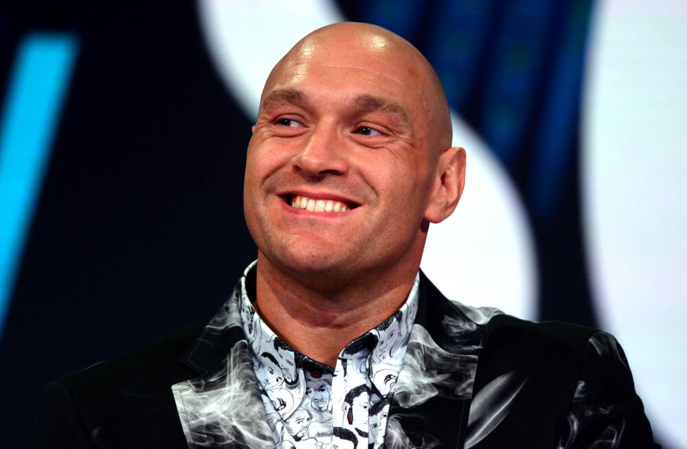Tyson Fury kritiseeris Anthony Joshuat kaotuse eest: ta andis alla ja sealt enam tagasiteed ei ole