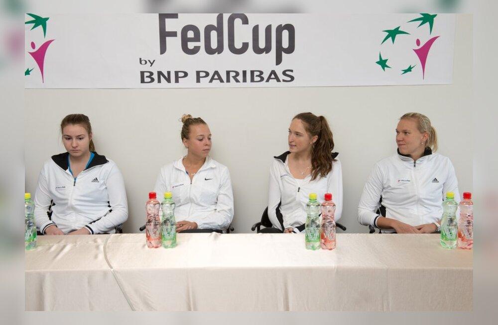 Fed Cup-i Eesti tennisenaiskond