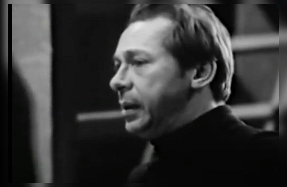 Тоже любил выпить: современники об отце Ефремова - Бублик