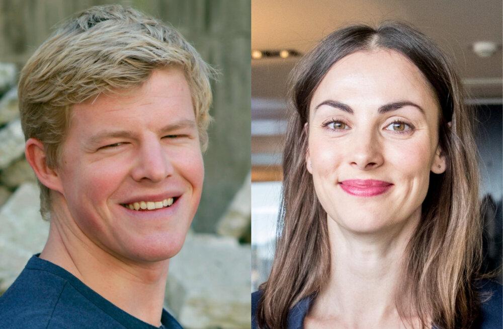 Rõõmsad uudised! Näitlejapaar Priit Pius ja Maiken Schmidt on lapseootel