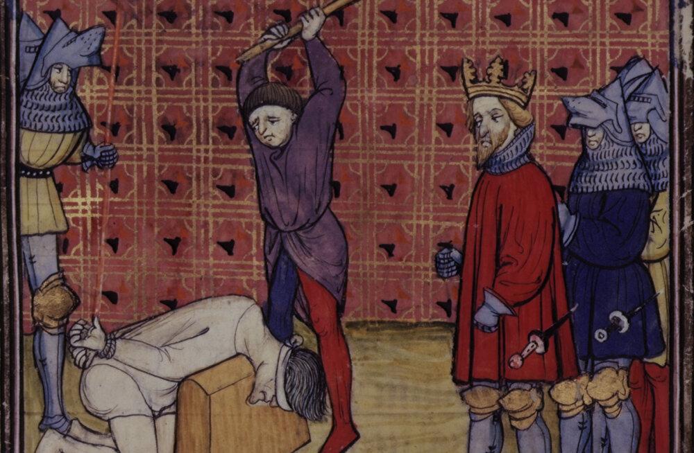 Põlastusväärse ameti saladused: kuidas elasid keskaegsed timukad?