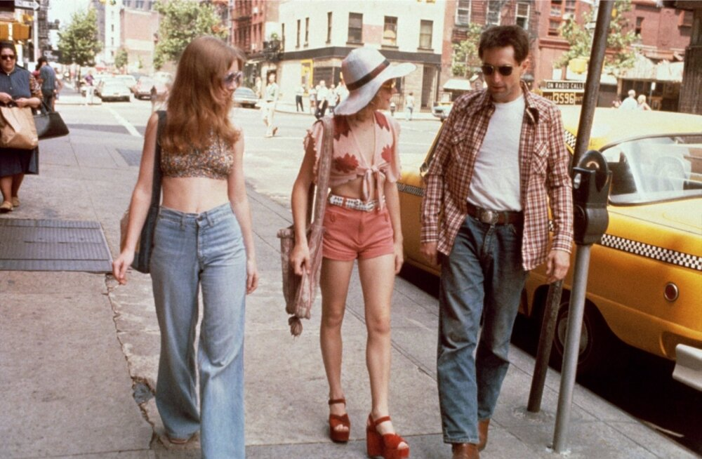 """Martin Scorsese neljale Oscarile nomineeritud """"Taksojuhti"""" peetakse filmiajaloo üheks olulisemaks linateoseks."""