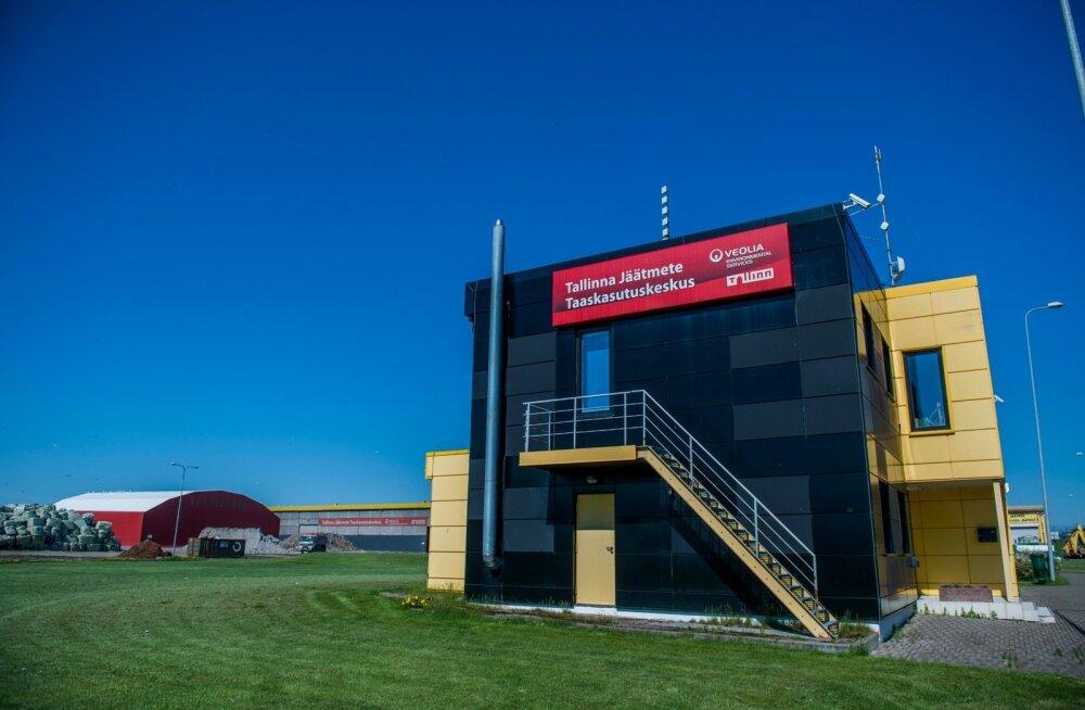 Tallinna Jäätmete Taaskasutuskeskus