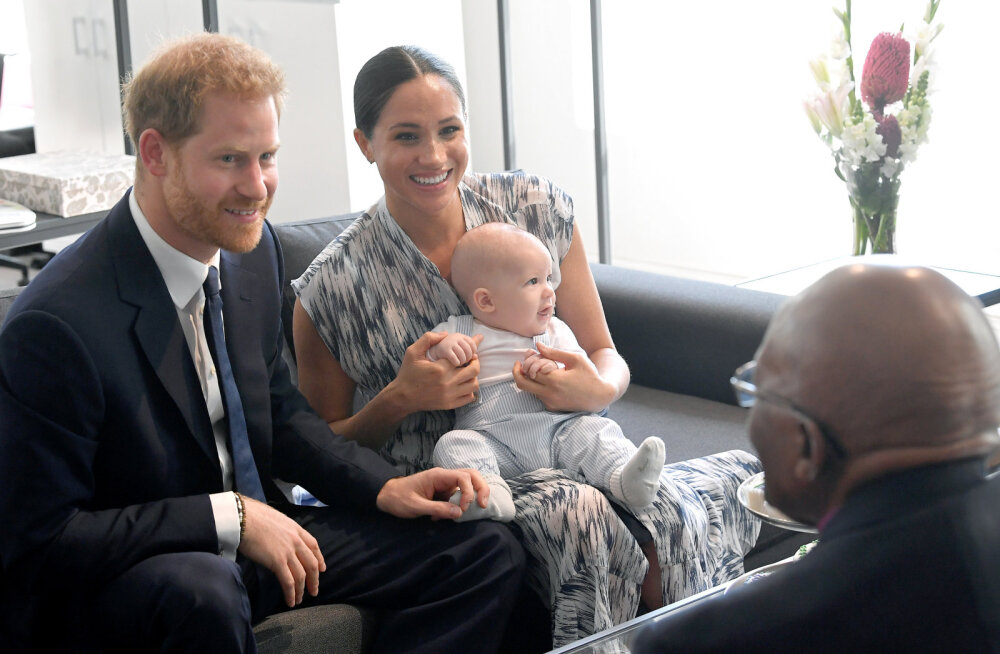Koogist kinkideni: kuidas Meghan Markle ja prints Harry väikse Archie sünnipäeva plaanivad tähistada