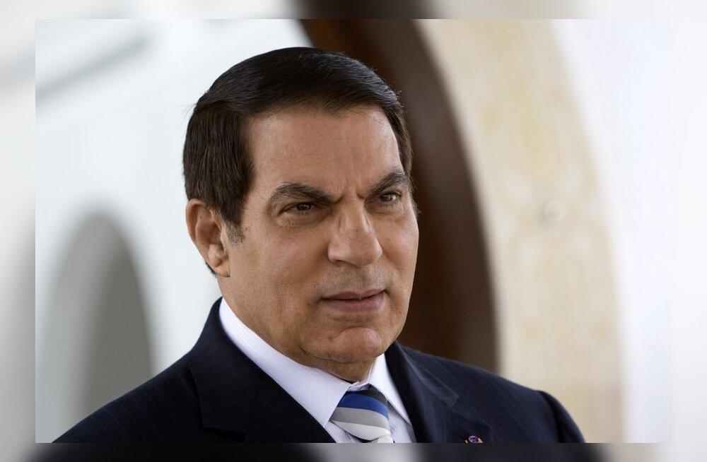Tuneesia ekspresidendile mõisteti tagaselja eluaegne vangistus