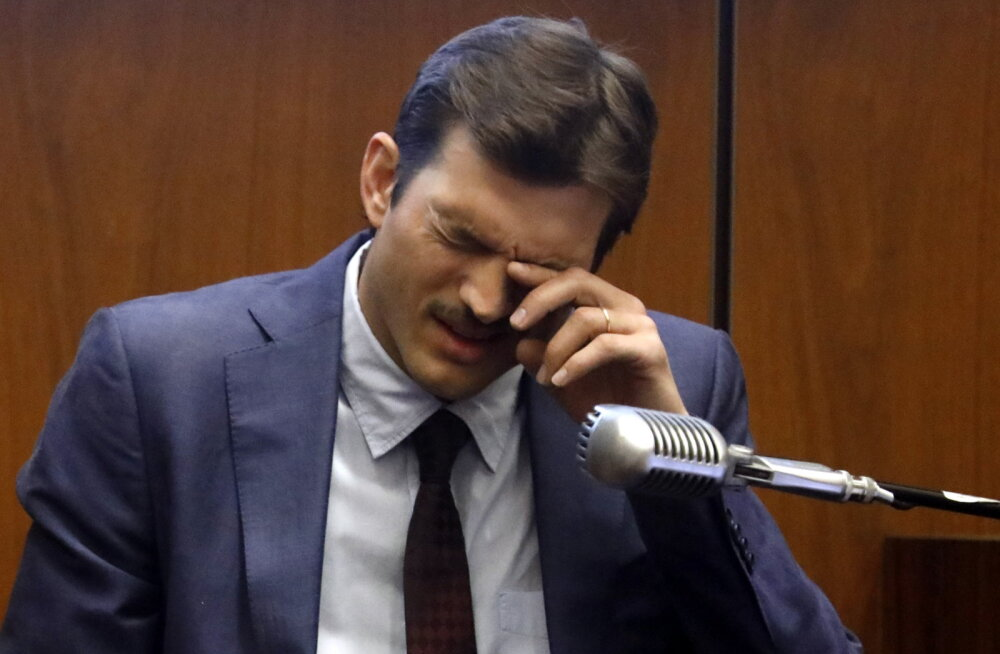 Ashton Kutcheri tüdruksõbra mõrvar rikub näitleja elu: ta on täiesti kurnatud!