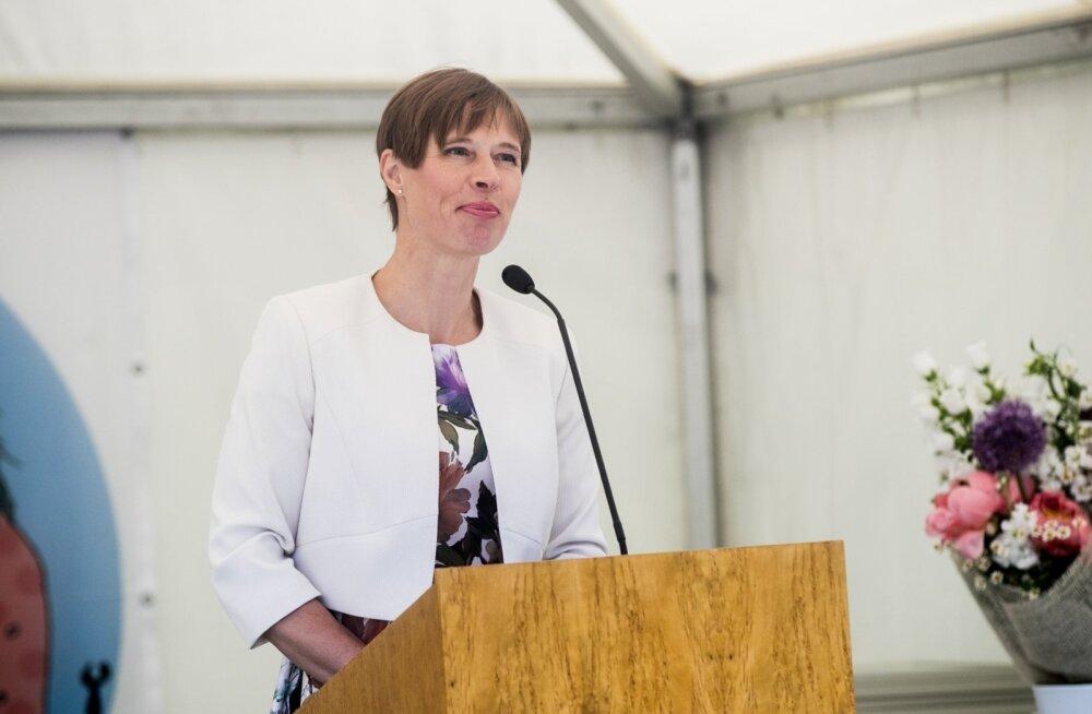 Soome leht: Kaljulaid räägib Gruusias otsesõnu okupatsioonist, Soome kasutab ümberütlemisi