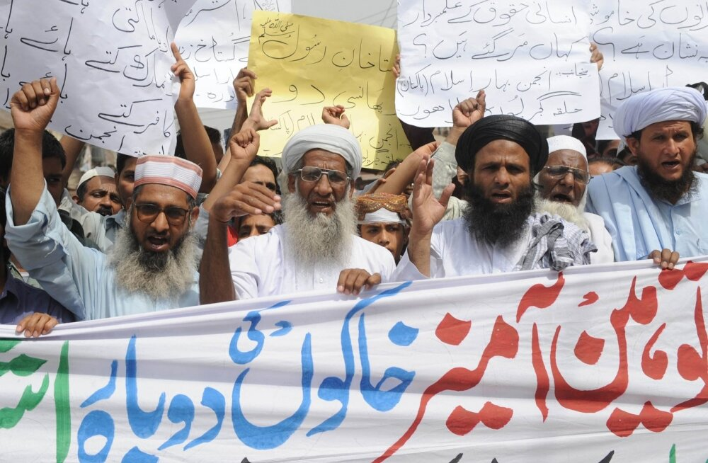 USA otsustas jätta äärmusluse vastu jõuetu Pakistani sadadest miljonitest ilma