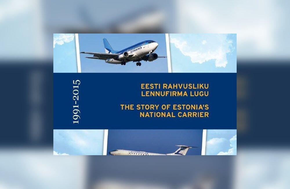 Taanlane kirjutas Estonian Airist eestikeelse raamatu