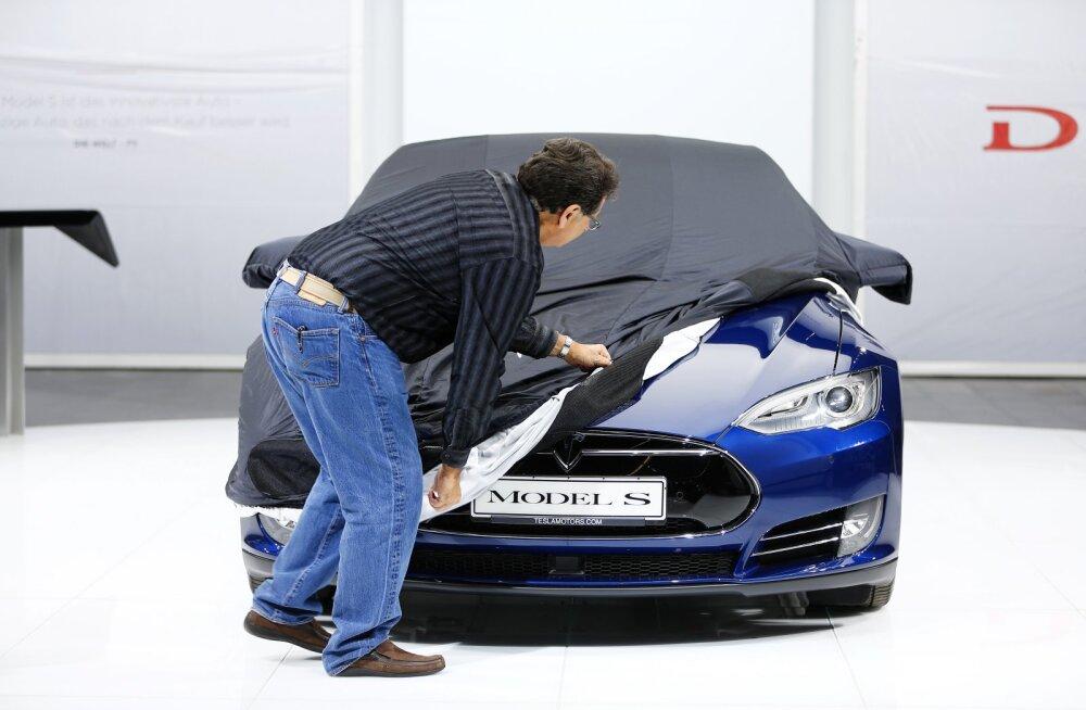Ja ongi nii! Tesla peab Model S võimsusnäitajaid oluliselt vähendama